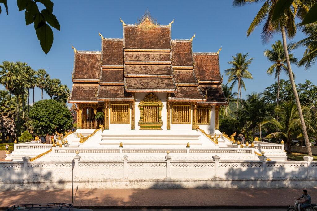 Temple, Luang Prabang, Laos © Bharat Patel