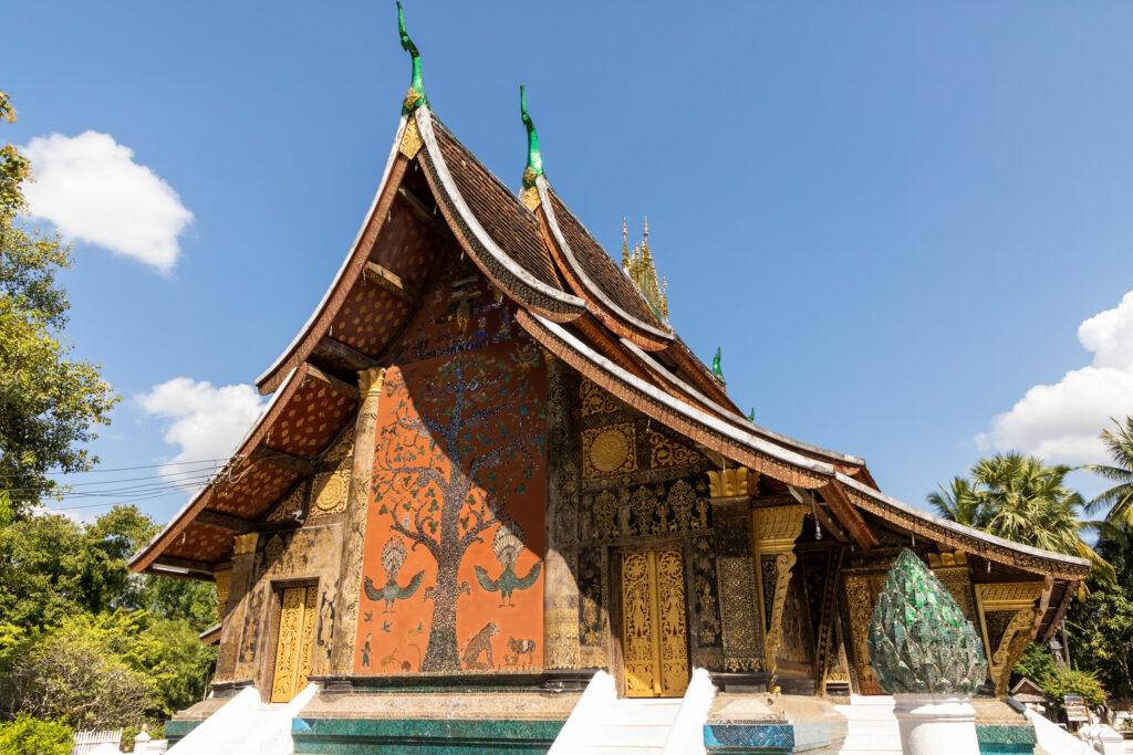 Wat Xieng Thong, Haw Pha Bang, Luang Prabang, Laos © Bharat Patel