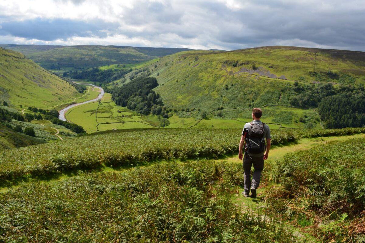 Kisdon Gorge Yorkshire Dales