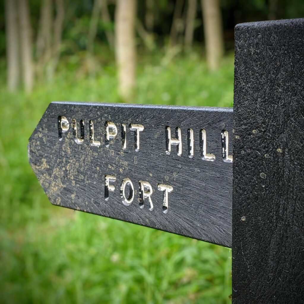 Pulpit Hill Fort The Ridgeway