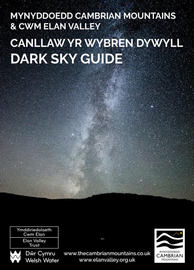 Cambrian Mountains dark skies