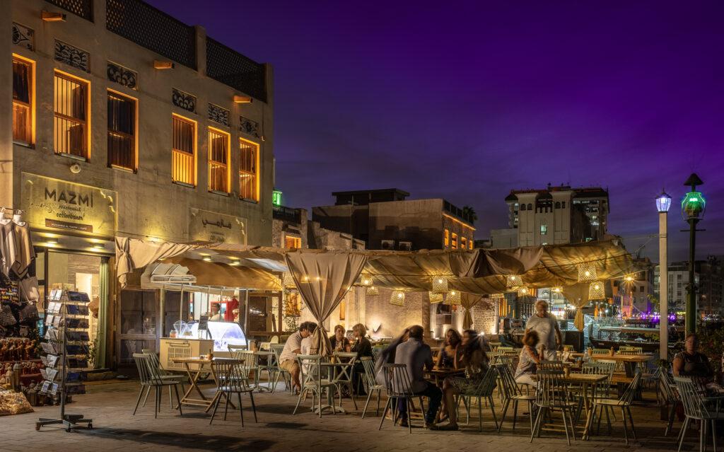 Mazmi Cafe Dubai