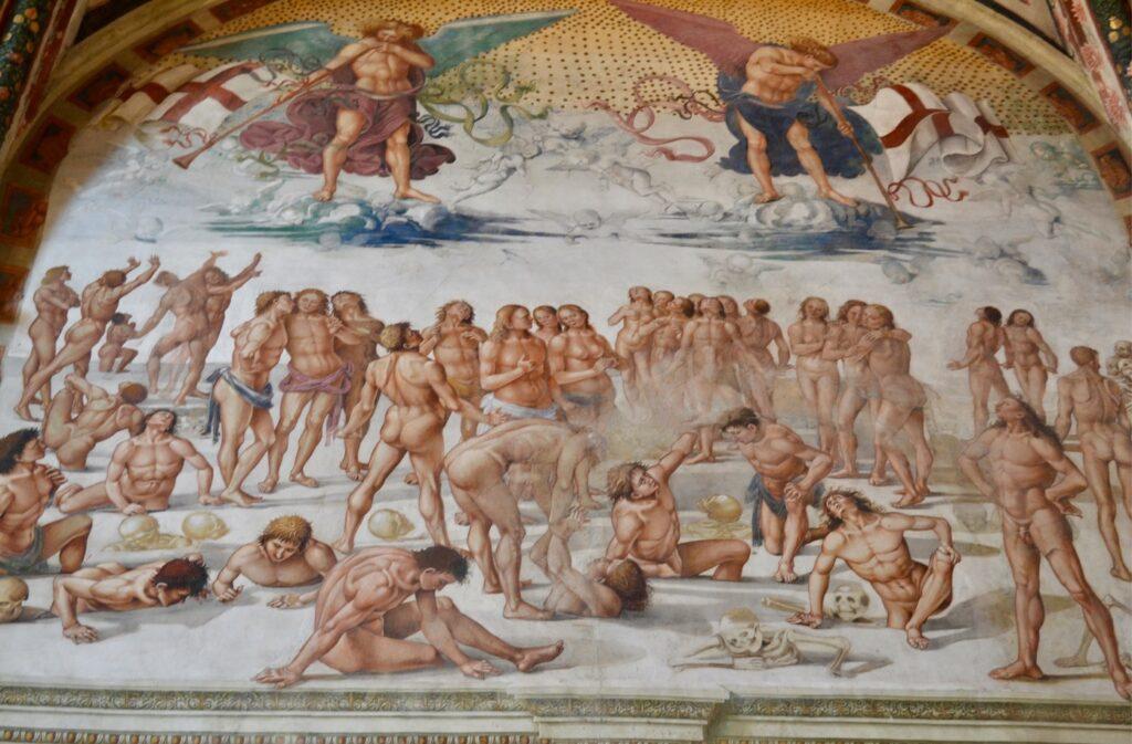 Duomo Orvieto Tiber Valley Umbria