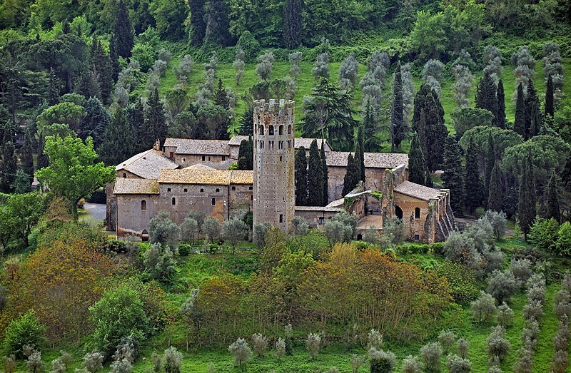 Orvieto Tiber Valley Umbria