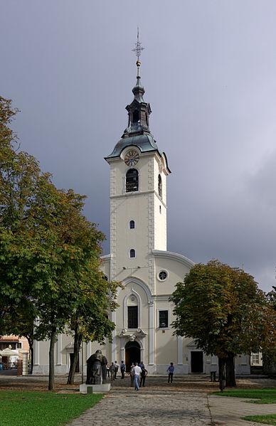 Rijeka Istria Our Lady Trsat
