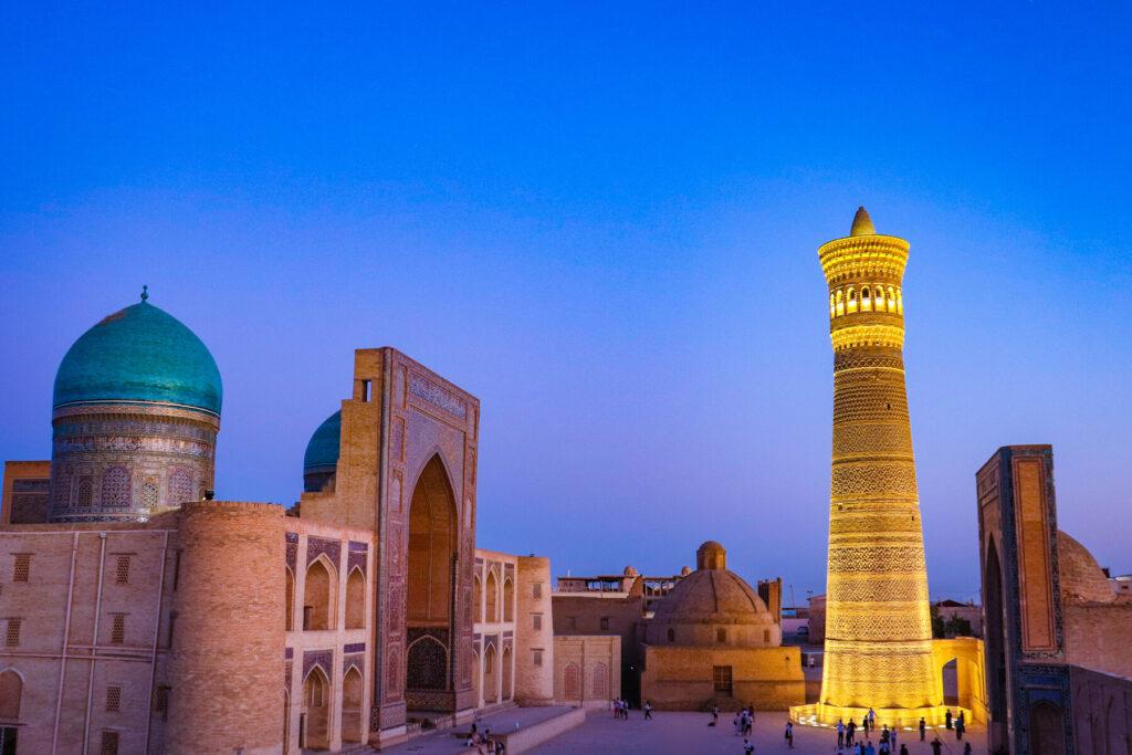 Uzbekistan Portia Jones Instagram Travel