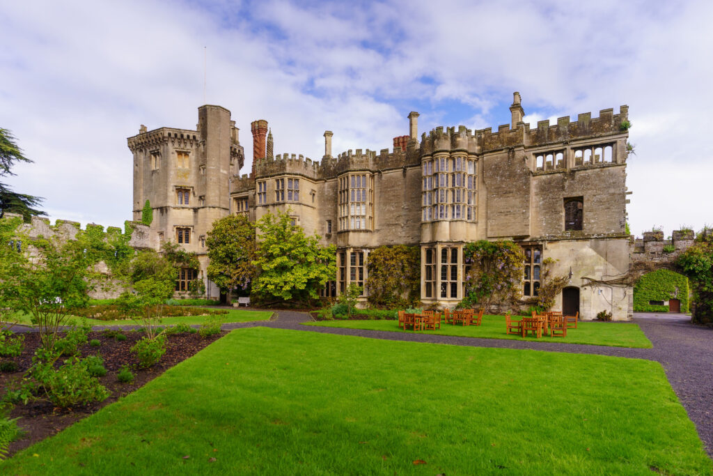 Hotel review: Thornbury Castle, Gloucestershire