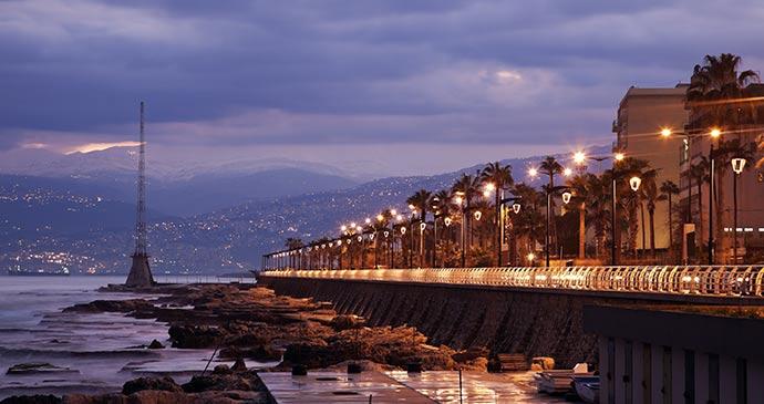 Beirut, Lebanon © Henryk Sadura, Shutterstock
