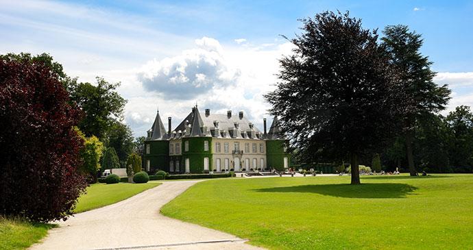 Château de la Hulpe © Emilianm/Dreamstime.com