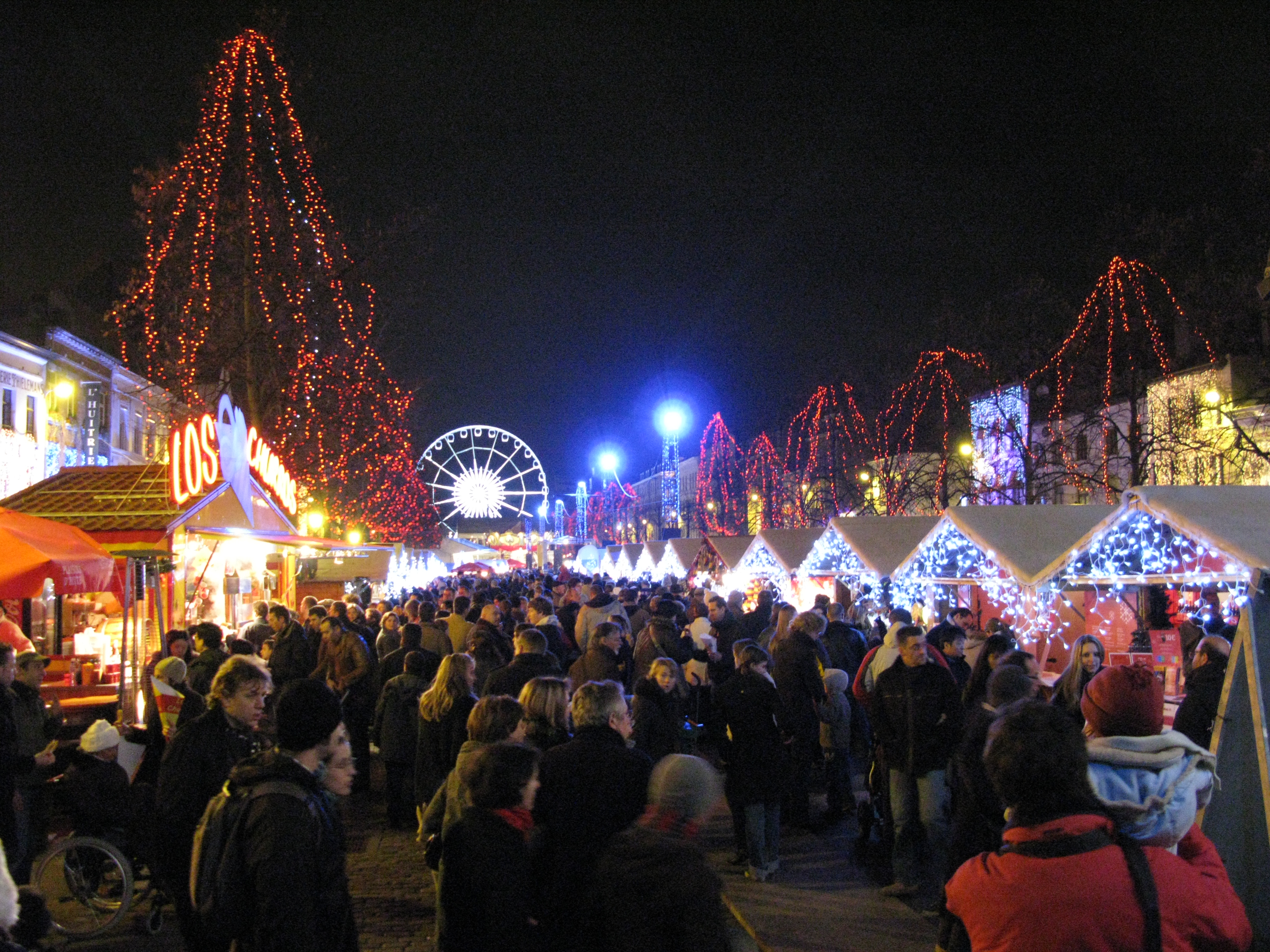 Flanders Christmas markets by Emma Thompson