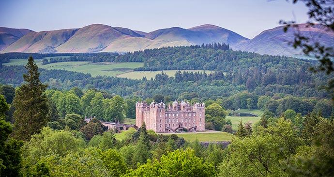 Drumlanrig Castle © Buccleuch