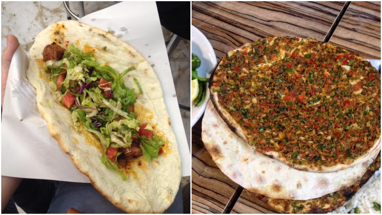 Kebab and lahmacun, Gaziantep