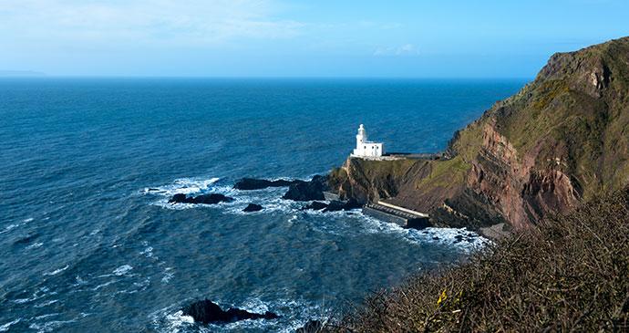 Hartland Point Devon England UK by ASC Photography Shutterstock