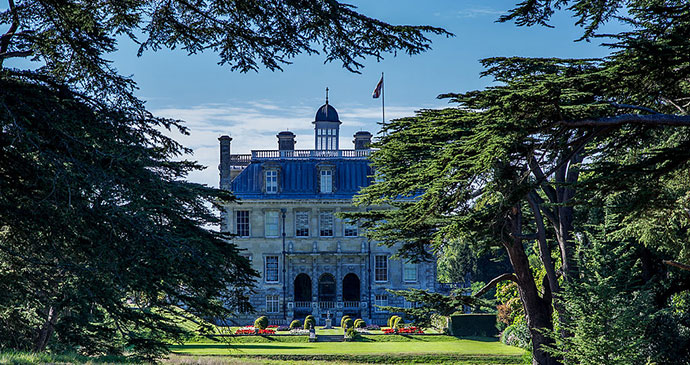 Kingston Lacey House Dorset England UK by Tabbipix Wikimedia Commons