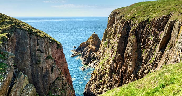 Mull of Galloway © Kevin Eaves, Shutterstock
