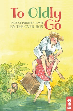 To Oldly Go cover image