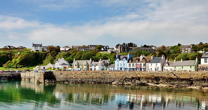 Portpatrick © Kevin Eaves, Shutterstock