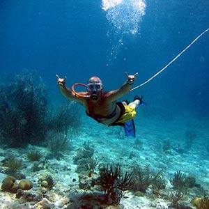 SNUBA © Saint Lucia Tourist Board