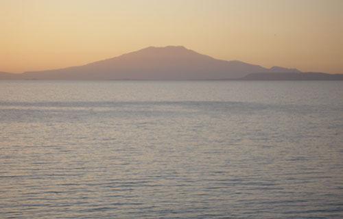 Lake Van, eastern Turkey by Diana Darke
