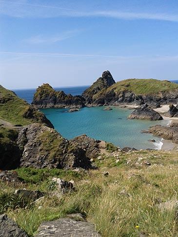 Kynance Cove © Visit Cornwall