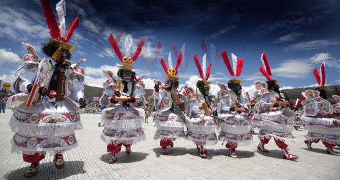Puno Week Peru by © cincodias, Wikimedia Commons
