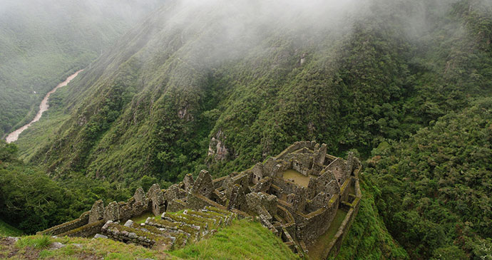 Inca Trail by Emmanuel Dyan