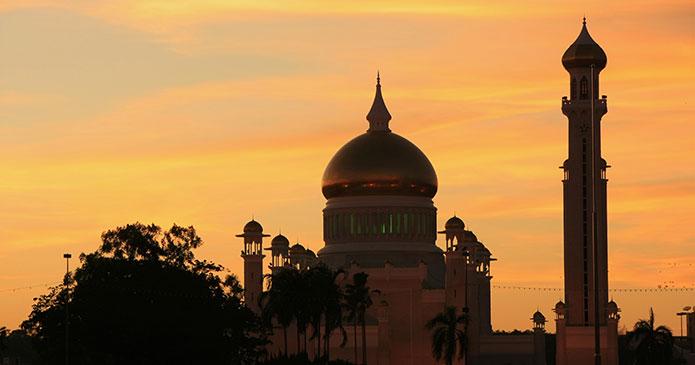 Bandar Seri Begawan by Don Mammoser, Shutterstock
