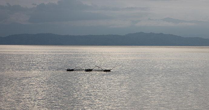 Lake Kivu, Rwanda by Anna Moores