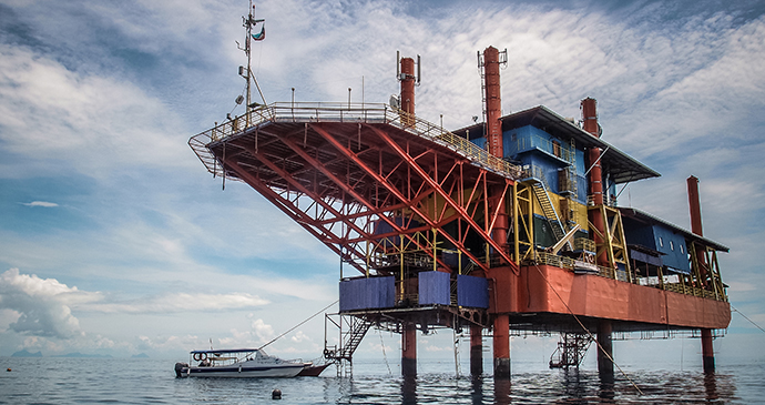 Seaventures Sabah Malaysia Borneo by Abd. Halim Hadi, Shutterstock