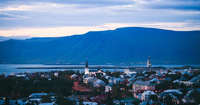 Reykjavic, Iceland, by Tsuguliev, Shuttershock