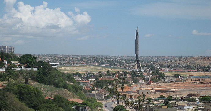 Mausoleum of Dr Agostinho Nero, Angola by Eric Kkleves Kristensen, Wikimedia Commons