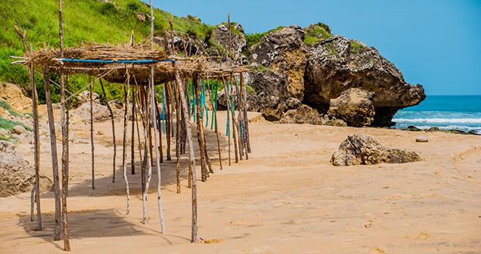 Cabo Ledo beach, Angola by Antonio Rodriguez Peyneau, Shuttlestock