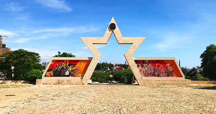 Forteleza de São Miguel, Angola by rosn123, Shutterstock