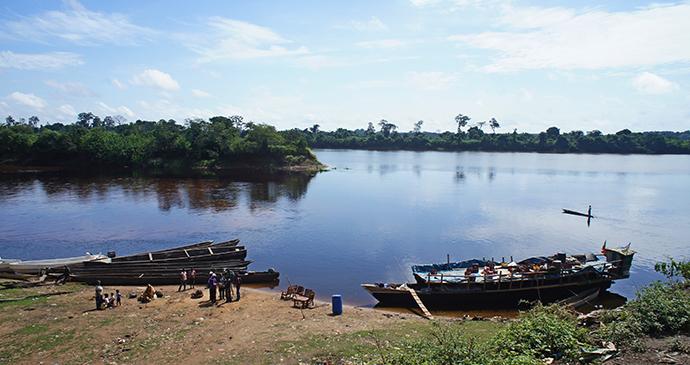 River Congo, Angola by Alexandra Tyukavina, Shutterstock