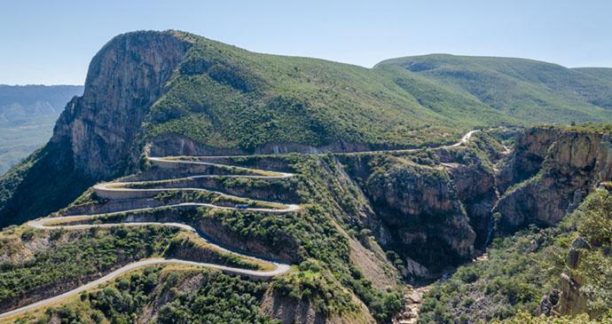 Serra da Leba Pass, Angola by Fabian Plock, Shutterstock