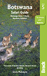 Botswana the Bradt Guide by Chris McIntyre