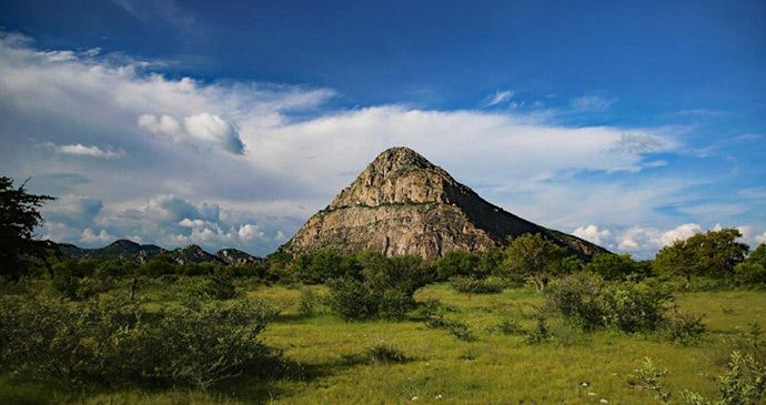 Tsodilo Hills, Botswana by Russell Fowler