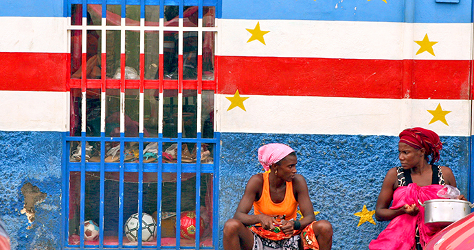 Cape Verdean Women, Cape Verde