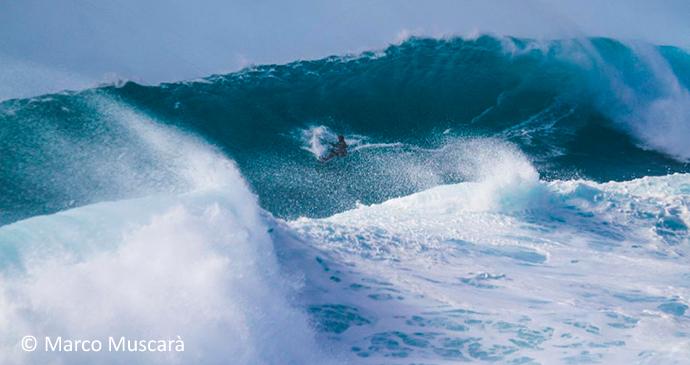 Surfer, Ponta Preta, Sal Island, Cape Verde, Marco Muscarà