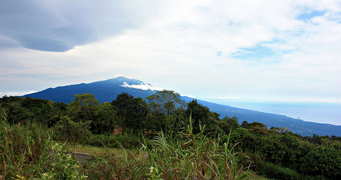 Mount Moka Bioko Sur Equatorial Guinea by Oscar Scafidi