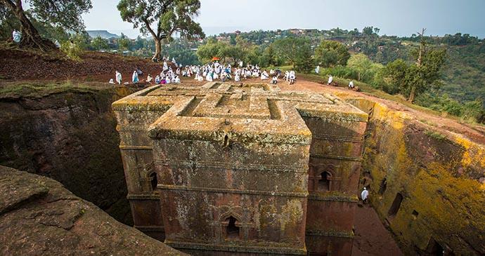 Lalibela, Ethiopia, Africa by Ethiopian Tourism Organisation