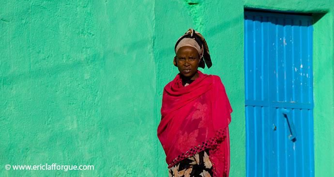 Harar Ethiopia by Eric Lafforgue