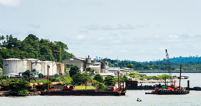 Port Libreville Gabon by Anton Ivanov Shutterstock