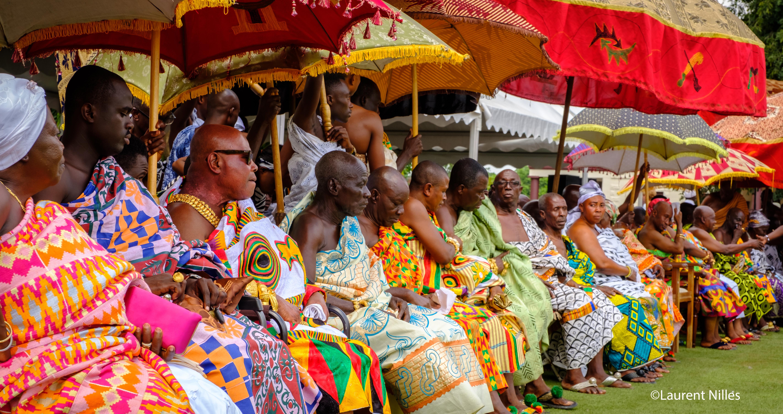 Festivals in Ghana © Laurent Nilles