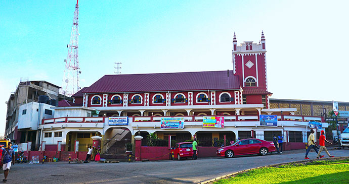 Kumasi, Ghana by Noahalorwu, Wikimedia Commons