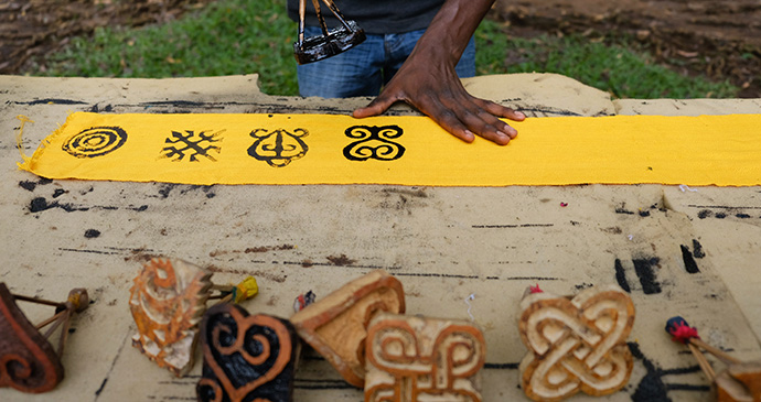 Ntonso, Ghana by Nancy Chuang