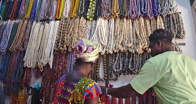 Koforidua, Ghana by Nancy Chuang
