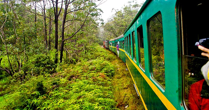 Train Madagascar Africa by Office Tourism National de Madagascar