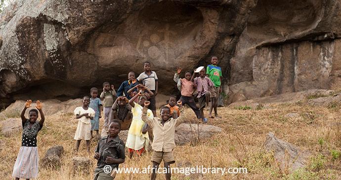 Chongoni Rock Art Malawi by Ariadne Van Zandbergen