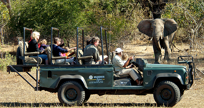 Liwonde National Park Malawi by Dana Allen Central African Wilderness Safaris